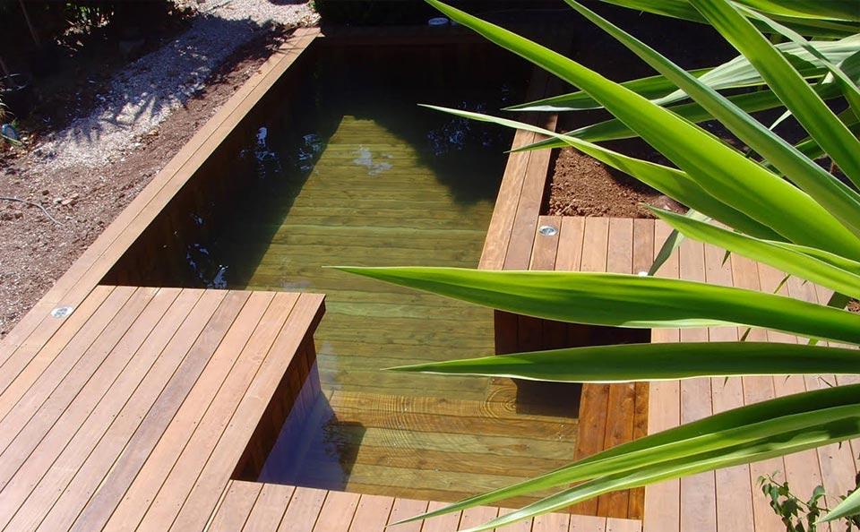 Wood IN / Installateur/revendeur Natura Piscines