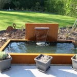 Kubik Création – Corten & Inox pour votre bassin