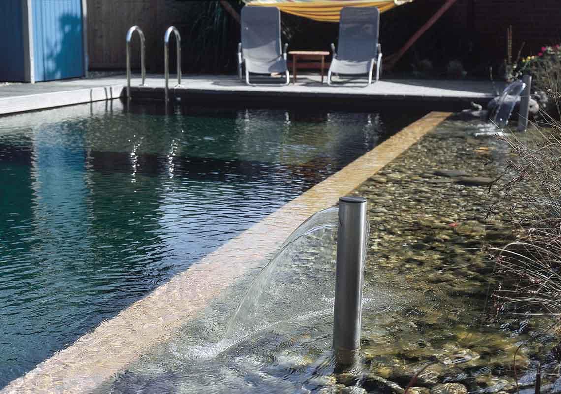 Pourquoi faire construire une piscine naturelle?