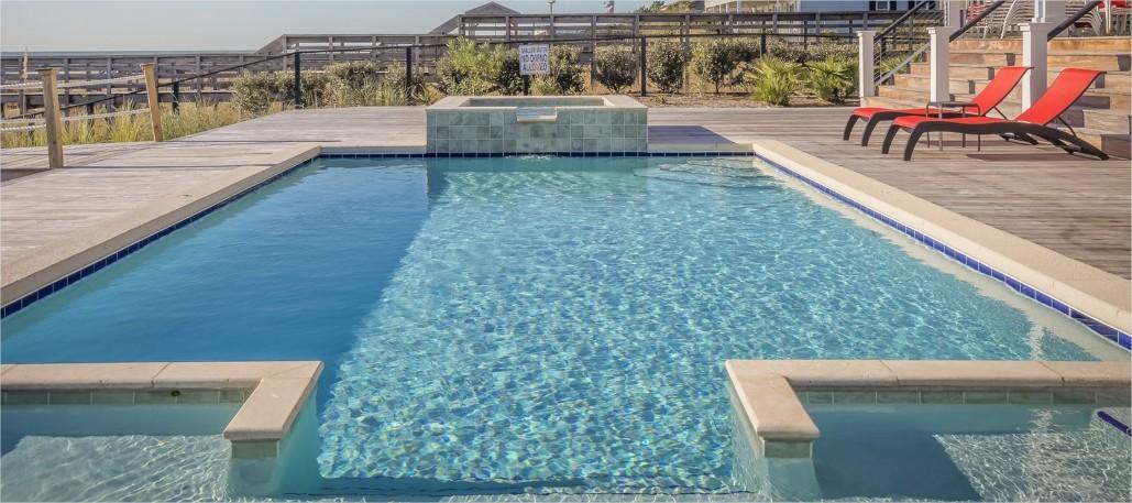 Nager dans les piscines chlorées pourrait nuire à la santé